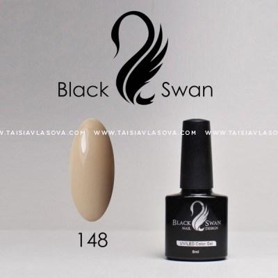 Бежевый гель-лак Black Swan 148