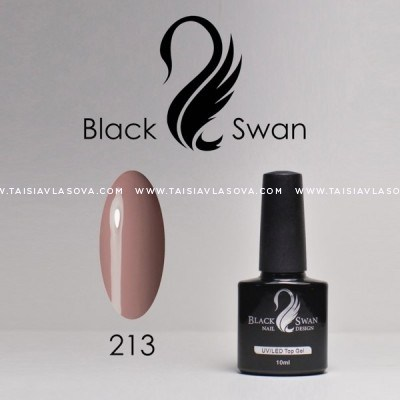 Гипоаллергенный гель-лак Black Swan 213