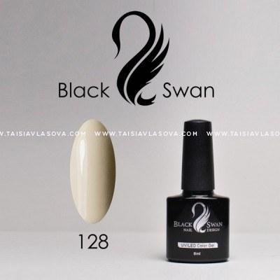 Молочный гель-лак - купить Black Swan 128