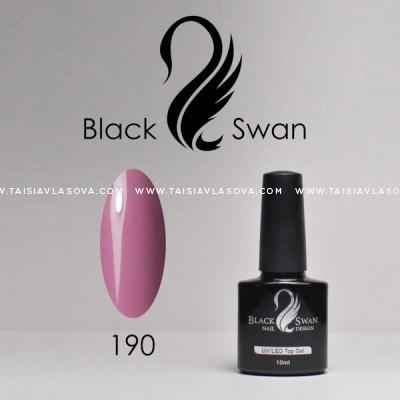 Сиреневый гель-лак - купить Black Swan 190