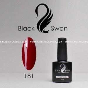 Гель-лак Black Swan 181 / 8мл