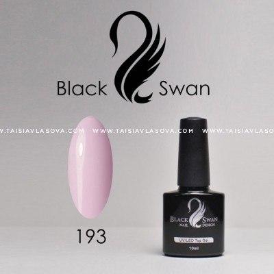 Гель-лак пурпурно-розовый Black Swan 193