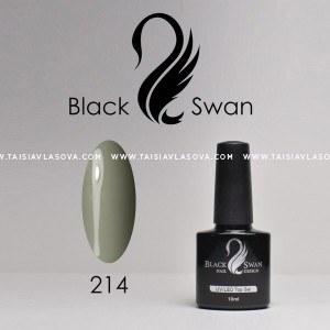 Гель-лак Black Swan 214 / 8мл