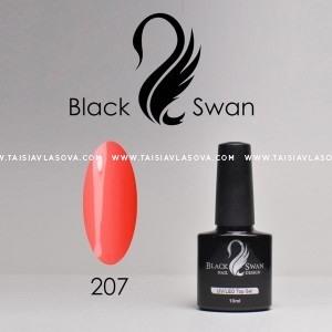Гель-лак Black Swan 207 / 8мл