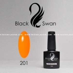 Гель-лак Black Swan 201 / 8мл