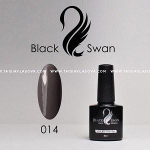 Гель-лак Black Swan 014 / 8мл