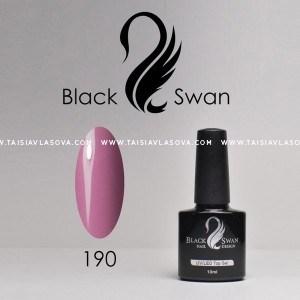 Гель-лак Black Swan 190 / 8мл