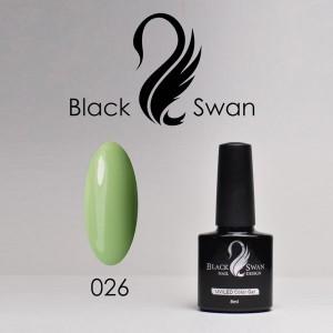Гель-лак Black Swan 026 / 8мл