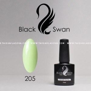 Гель-лак Black Swan 205 / 8мл