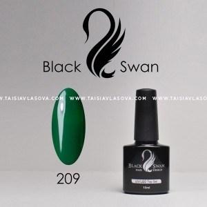 Гель-лак Black Swan 209 / 8мл