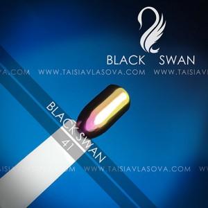 Зеркальный пигмент Black Swan 41