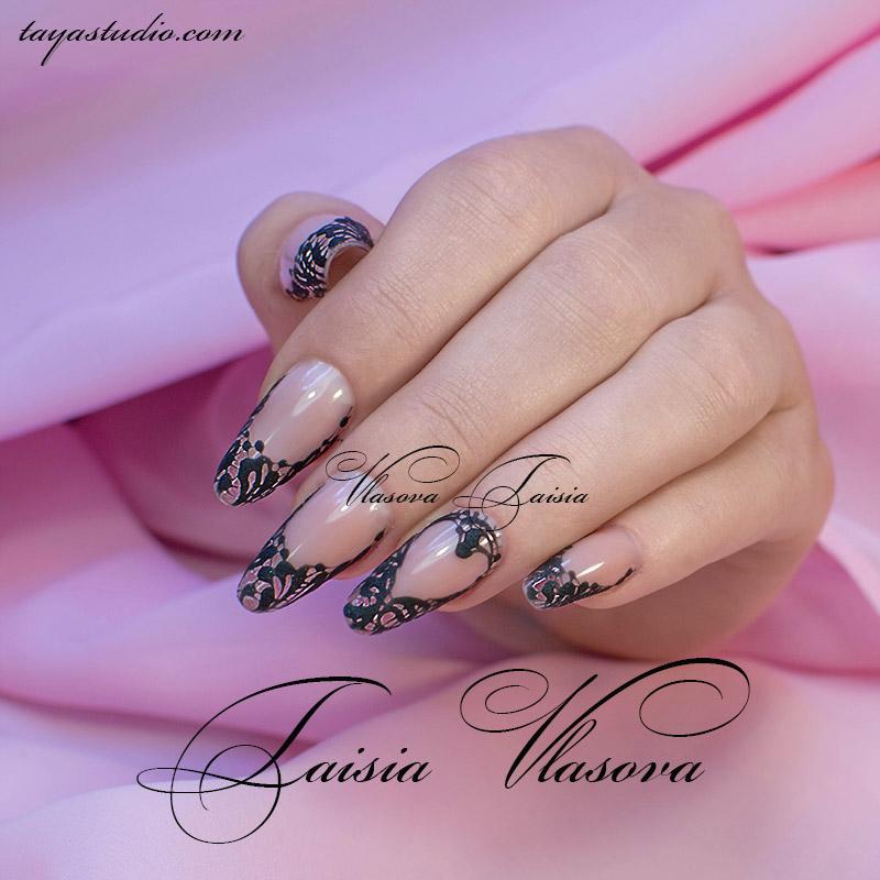 Узоры для ногтей шикарные