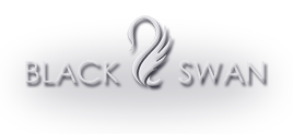 black swan nails logo
